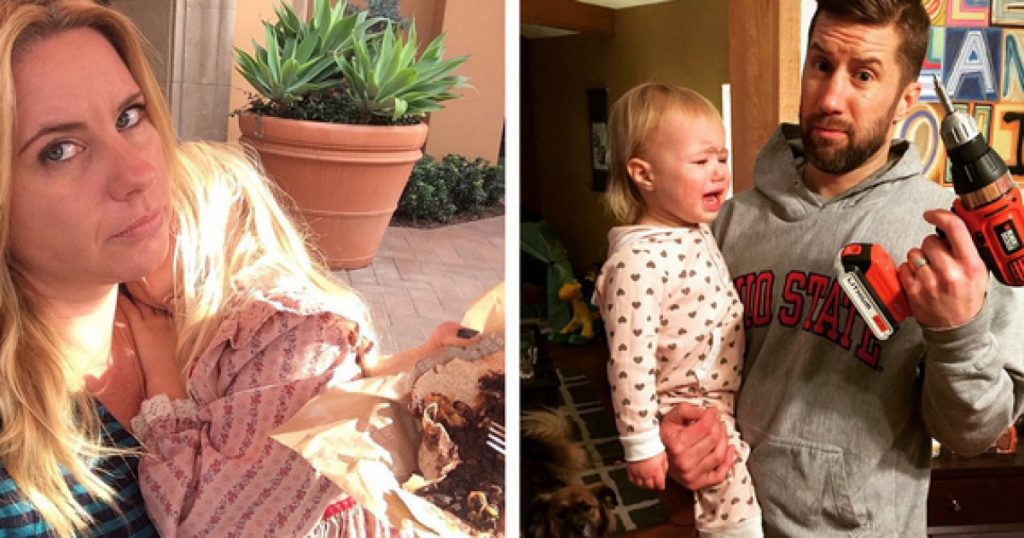 15 Parents Instagram Their Kids Tantrums And Are Called #assholeparent