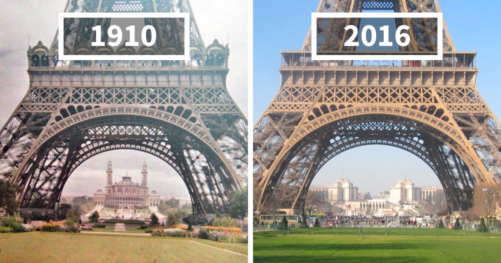 15 Pictures That Show How The World Has Changed Over Time