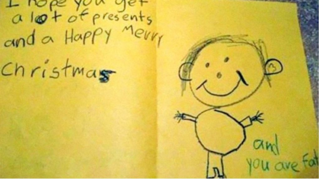 These Kids Have The Funniest Letters For Santa!