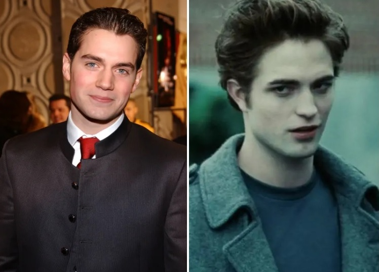This Is What The Cast Of Twilight Would've Looked Like If Stephenie Meyer Had Her Way