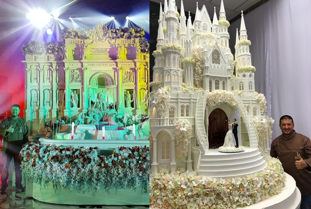 A Russian Baker Makes Cakes That Are So Breathtaking, They Belong In A Freaking Museum
