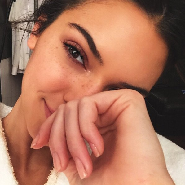 10 Times The Karjenners Went Makeup Free And Looked Ridiculously Perfect